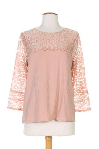 grace EFFI_CHAR_1 mila chemises femme de couleur rose