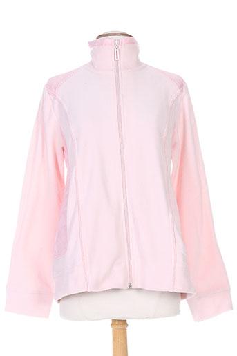 mxo vestes femme de couleur rose