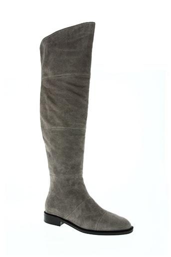 what for chaussures femme de couleur gris