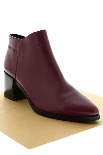 what for chaussures femme de couleur rouge