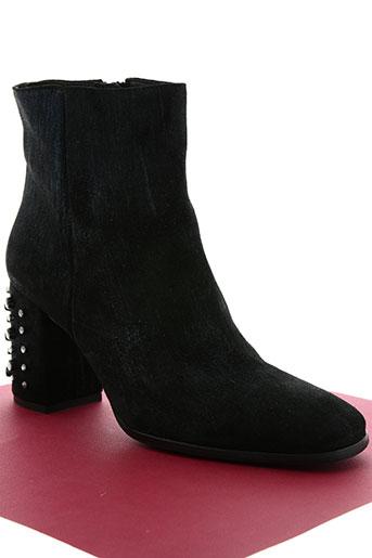 zinka chaussures femme de couleur bleu