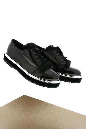 attilio giusti leombruni chaussures femme de couleur noir