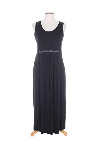 maloka robes femme de couleur noir