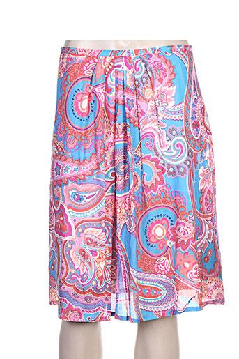 melvin jupes femme de couleur rose