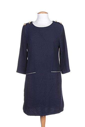 noemie EFFI_CHAR_1 co robes femme de couleur bleu
