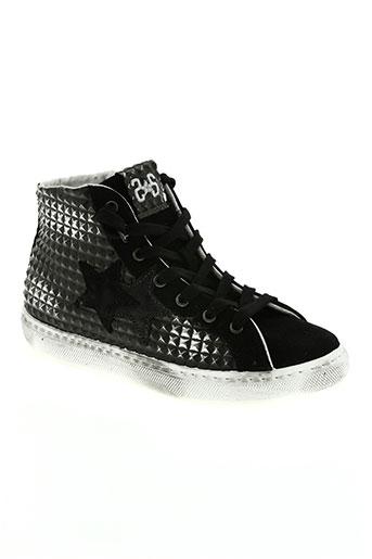 star chaussures femme de couleur gris