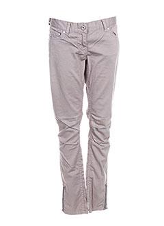 Pantalon casual gris CRAFT pour femme
