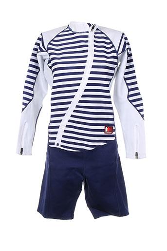 Combi-pantalon bleu LA COMPAGNIE DU BAIN pour homme