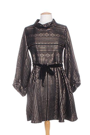 lumina robes femme de couleur noir