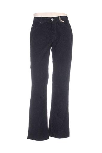mustang pantalons homme de couleur noir
