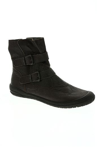 bellamy chaussures femme de couleur marron