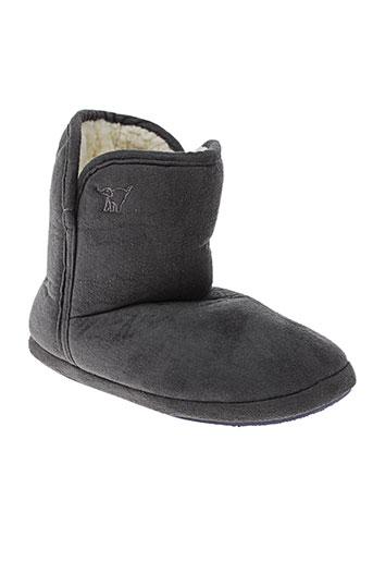 la fiancee d'arthur chaussures fille de couleur gris