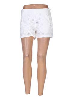 Produit-Shorts / Bermudas-Femme-LA P'TITE ETOILE