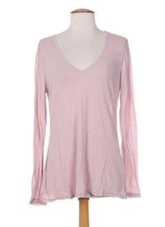 Produit-T-shirts / Tops-Femme-HARTFORD