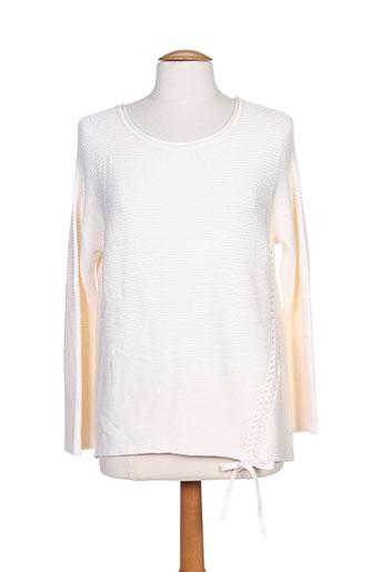 marella pulls femme de couleur beige