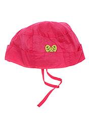 Chapeau rose CATIMINI pour fille seconde vue