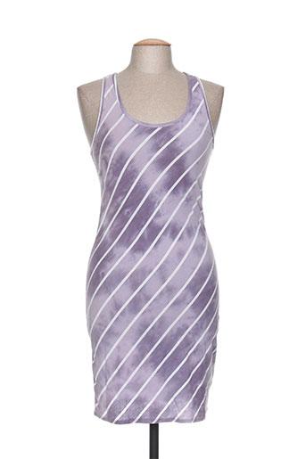 323009f69db firetrap robes femme de couleur violet