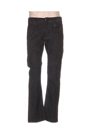 firetrap pantalons homme de couleur gris