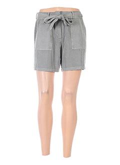 Produit-Shorts / Bermudas-Femme-MINIMUM