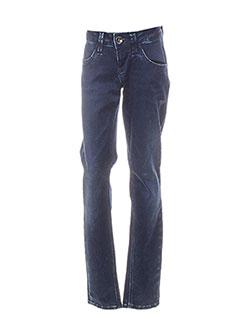 Jeans coupe slim bleu FORNARINA pour femme