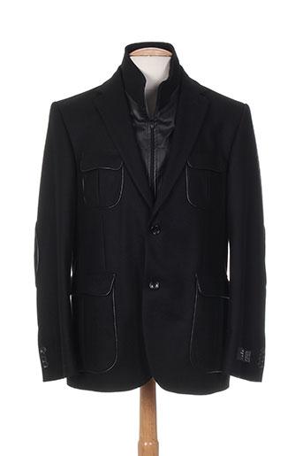 cerruti 1881 vestes homme de couleur noir