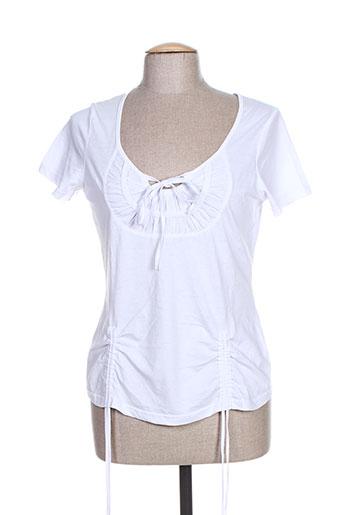 salt EFFI_CHAR_1 pepper chemises femme de couleur blanc