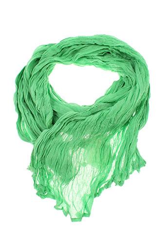 cream accessoires femme de couleur vert