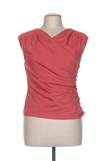 paule ka chemises femme de couleur rouge