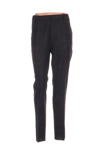 dsquared pantalons femme de couleur gris
