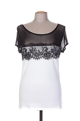 fly girl chemises femme de couleur blanc