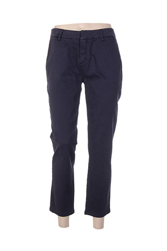Pantalon casual bleu TARA JARMON pour femme