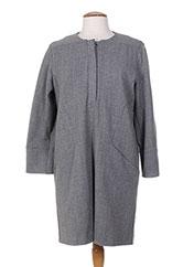 Robe mi-longue gris PAUL & JOE pour femme seconde vue