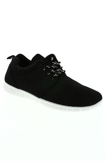 hemji chaussures homme de couleur noir