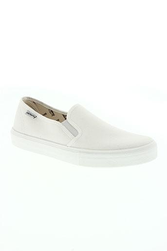 victoria chaussures garçon de couleur blanc