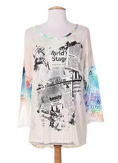 Produit-T-shirts / Tops-Femme-MIELO MODA