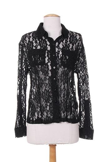 giorgio barbara chemises femme de couleur noir