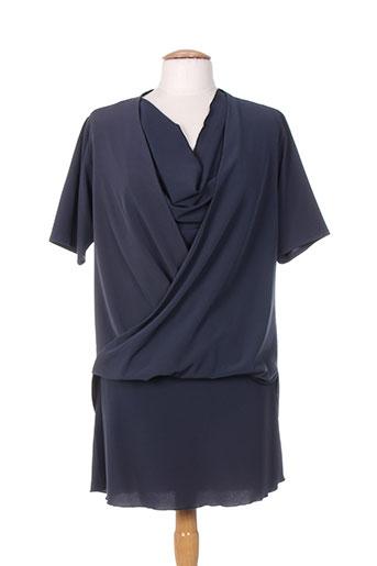 Veste/robe bleu GAIA BOLDETTI pour femme