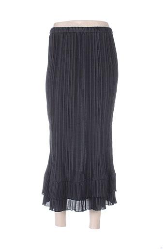jean girard jupes femme de couleur noir