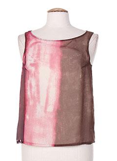 Produit-T-shirts / Tops-Femme-CLAUDE BAUER