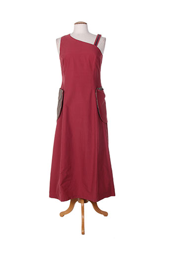 carnet de bord robes femme de couleur rose