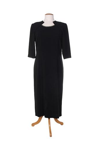 charles lorens robes femme de couleur noir