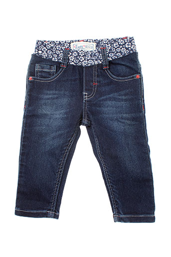levis jeans fille de couleur bleu