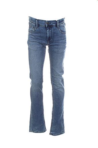 teddy smith jeans garçon de couleur bleu