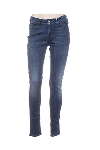 Jeans skinny bleu GARCIA pour femme