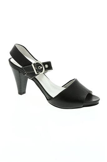 pietro bianchi chaussures femme de couleur noir