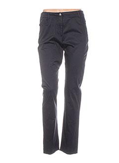 Pantalon chic noir GARELLA pour femme