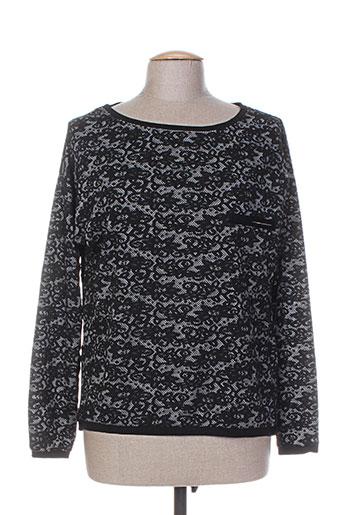 may&co t-shirts femme de couleur gris