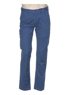 Pantalon casual bleu BEN SHERMAN pour homme