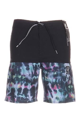 volcom shorts / bermudas garçon de couleur bleu