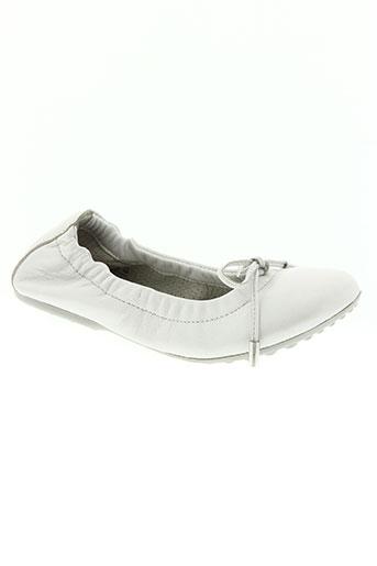 ciao junior chaussures fille de couleur blanc